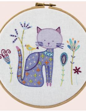 Le chat dans l'aiguille Ying le Chat