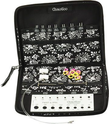 """Chiaogoo Kit Chiaogoo Spin Bambou complet 4"""" (10cm)"""