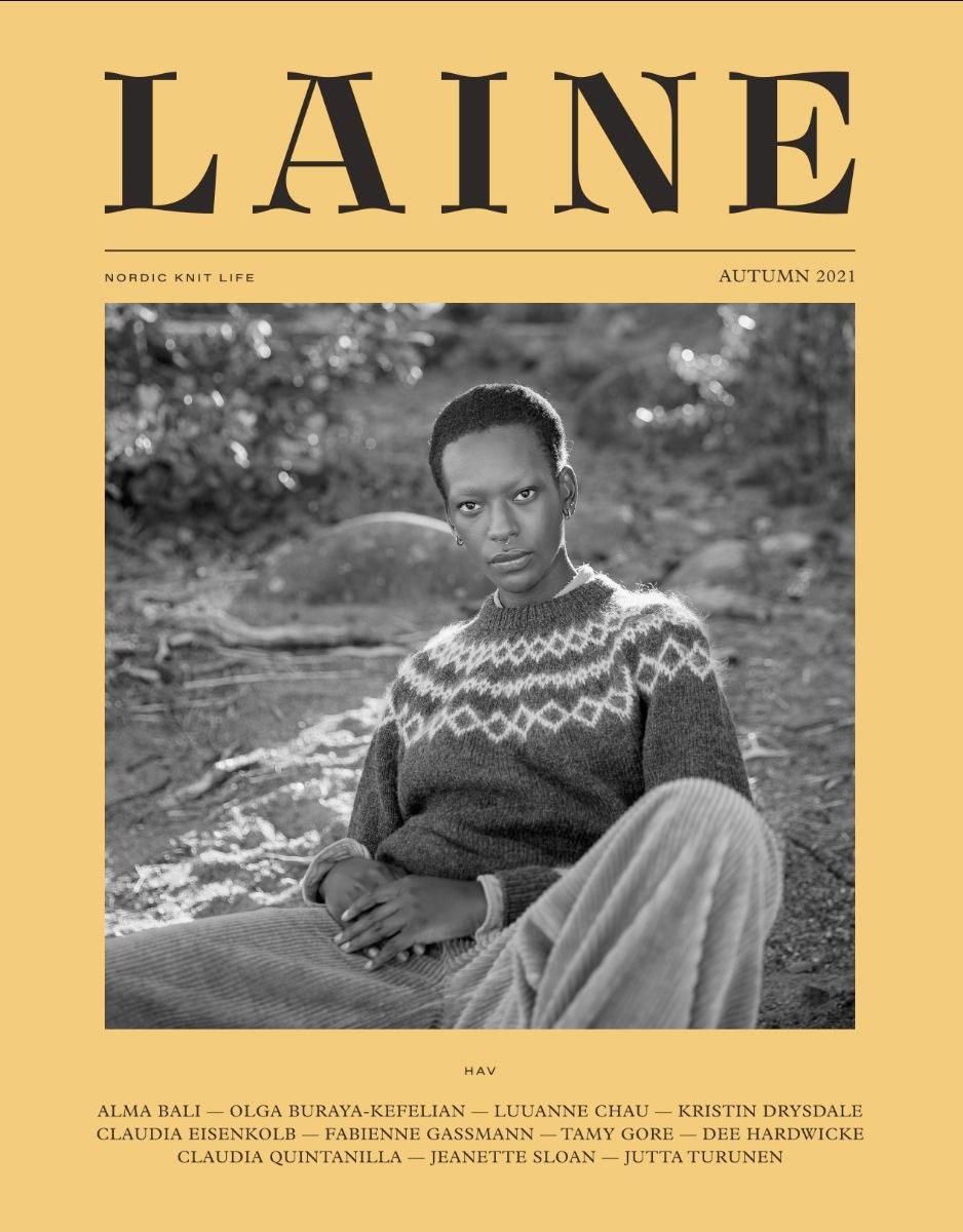 Laine Publishing Laine Magazine 12