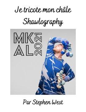 Je tricote mon Shawlography par Stephen West