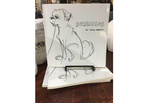Craig Campbell Scribbles Book