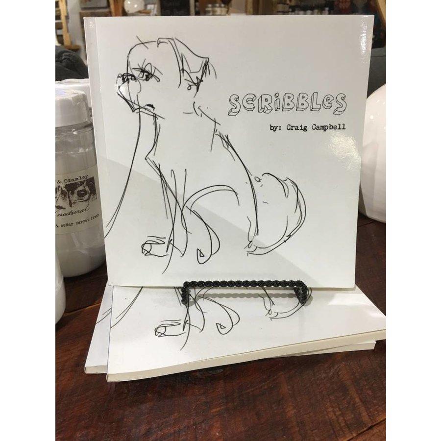 Scribbles Book