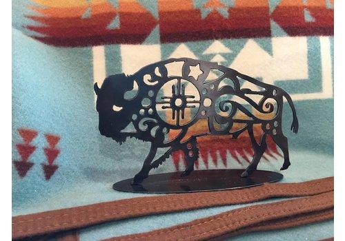 Dark Horse Garage Metal Bison