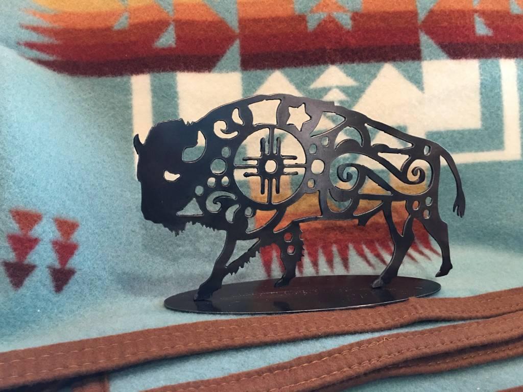 Dark Horse Garage Metal Buffalo