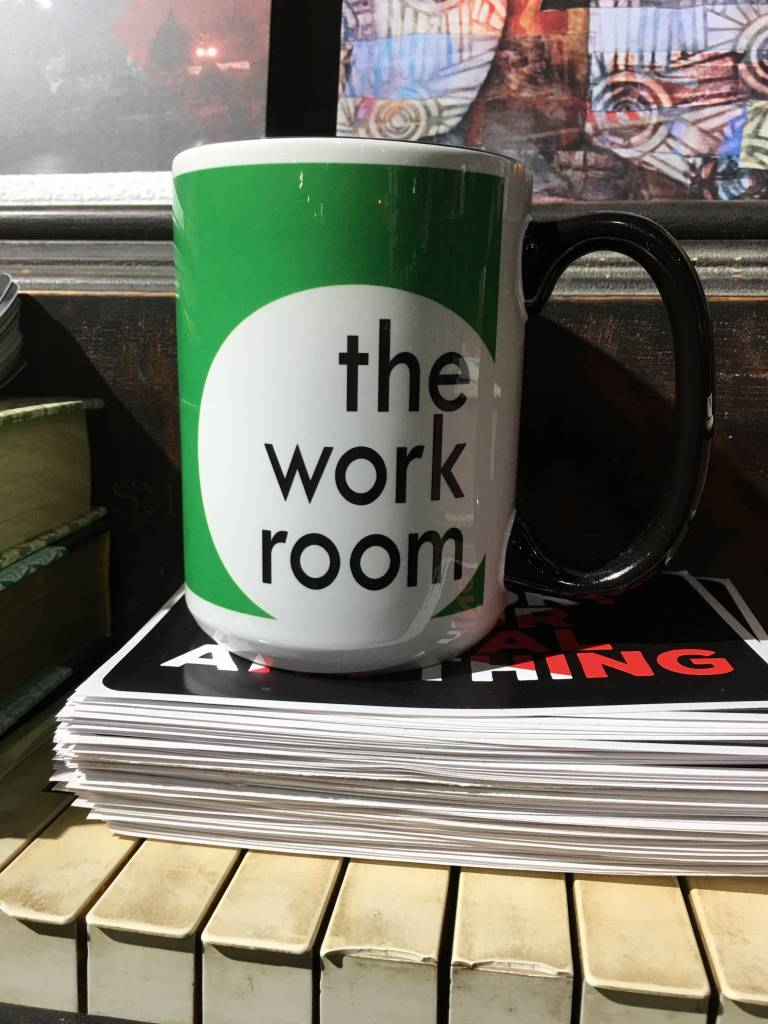 The Workroom ICT Flag/Workroom Mug