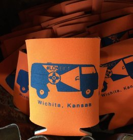 The Workroom VW Bus Coozie