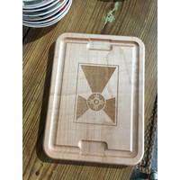 Flag Cheese Tray