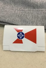 The Workroom Wichita Flag Golf Tee Packet