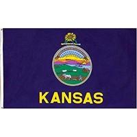 Kansas Flag 3 x 5