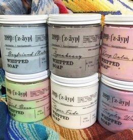 Zeep Whipped Soap