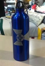 The Workroom 25 oz Wichita Flag Aluminum Alpine Sports Bottle