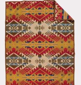 Pendleton Tucson Robe Blanket- Khaki