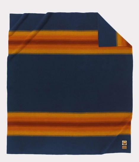 Pendleton Pendleton Grand Canyon Navy NP Full Blanket
