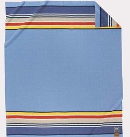 Pendleton Pendleton Yosemite Light Blue NP Full Blanket