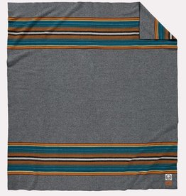 Pendleton Pendleton Olympic Grey NP Full Blanket