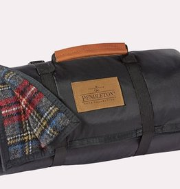 Pendleton Nylon Backed Roll-Up Blanket- Bandon