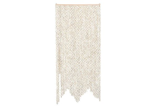 Bloomingville Bamboo Link Curtain