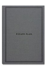 Easy, Tiger Escape Plan Journal