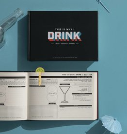 Easy, Tiger Why I Drink Prompted Book