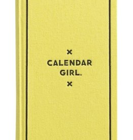 Easy, Tiger 2020 Mini Planner-Calendar Girl