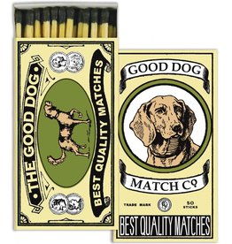 HomArt Matches - The Good Dog