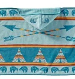 Pendleton Star Guardian Printed Hooded Baby Towel
