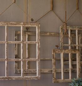 Kalalou Copy of Hanging Window Frame, Sm