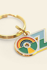 Heartlandia by Gardner Design Heartlandia Keyring