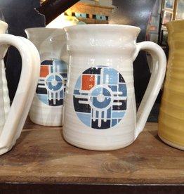 IS Art multicolor hogan mug