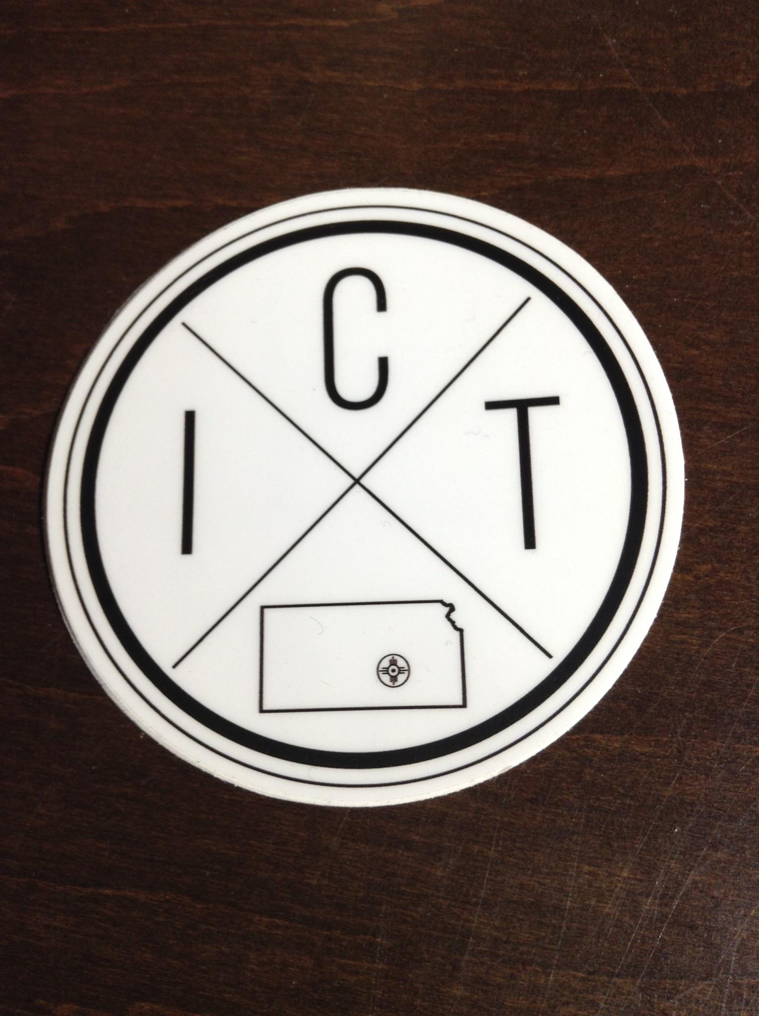 Jason Villanueva ICT Round Decals