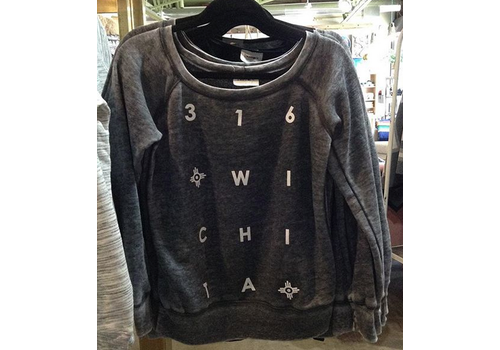 Liv+Work Liv+Work 316 Wichita: Relaxed Sweatshirt
