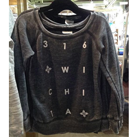 Liv+Work 316 Wichita: Relaxed Sweatshirt