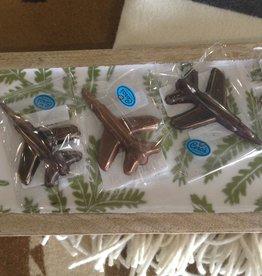 Cero's Candies Dark Chocolate Airplane