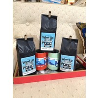 Windup Coffee & Mug pack