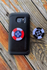 The Workroom ICT Flag Pop Socket