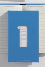 Easy, Tiger Get Your Lists Prompted Journal
