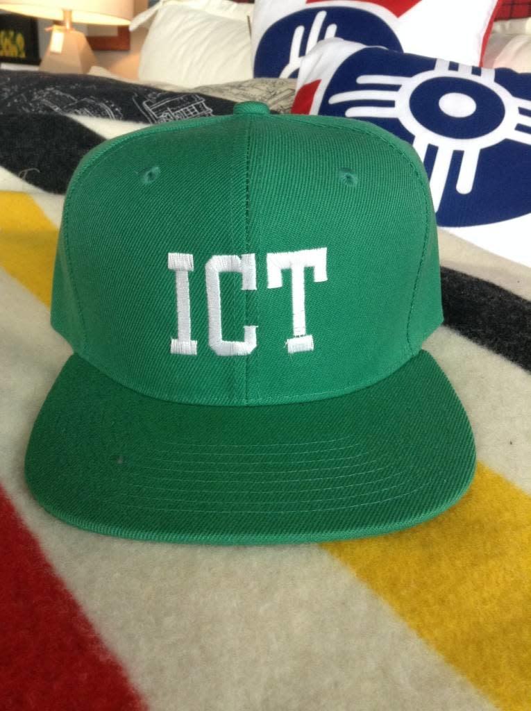 Aidee Gandarilla Jenny Wood ICT Hat