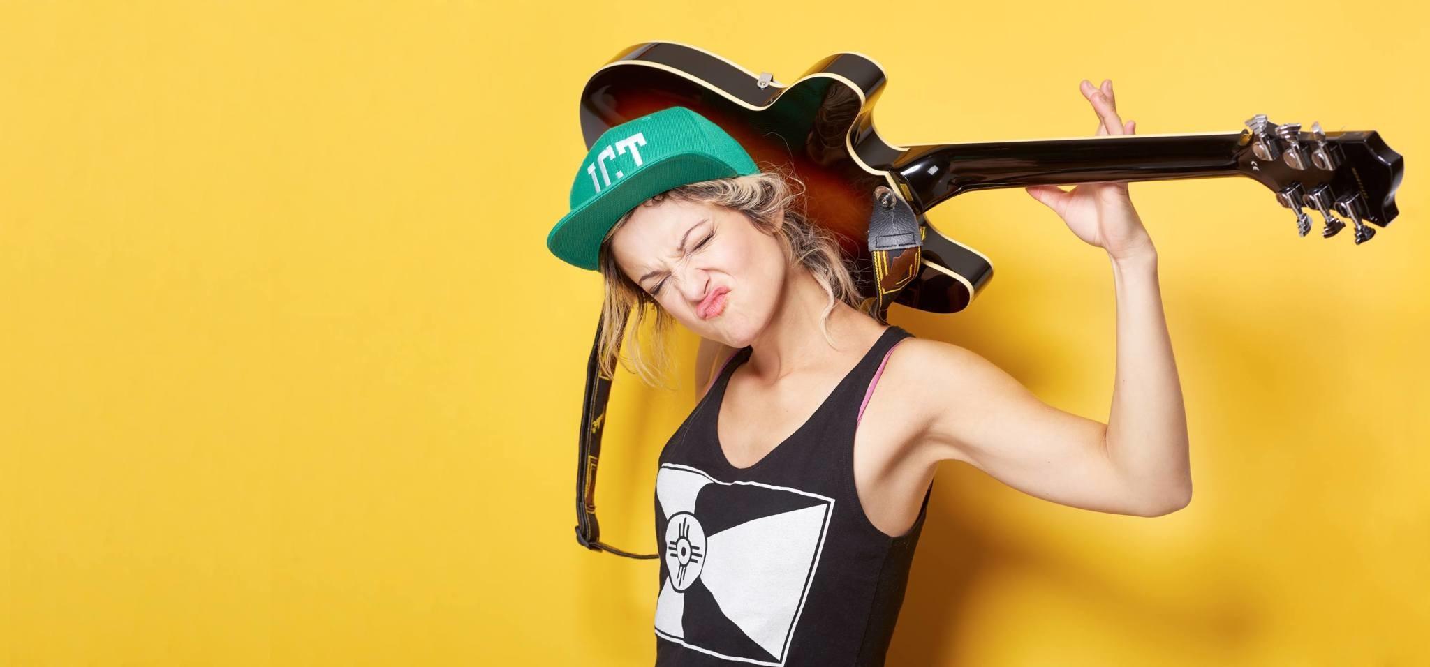 Aidee Gandarilla Jenny Wood *PRESALE* ICT Hat