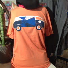 The Workroom VW #LOVEICT Bus Tee