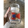 The Workroom Wichita Flag Candy Jar