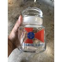 Wichita Flag Candy Jar