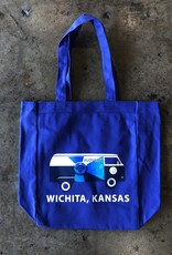 The Workroom VW Bus Canvas Tote