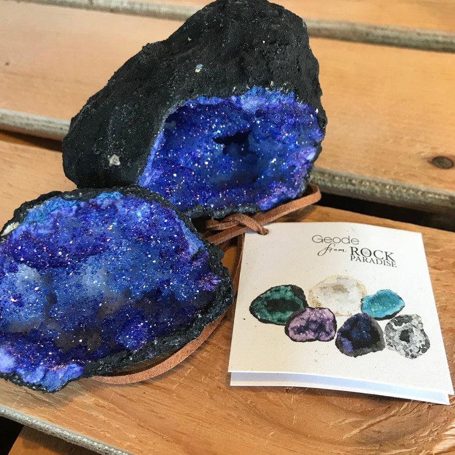 Geode Blue