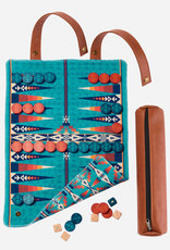 Pendleton Pendleton Backgammon: Travel-Ready Roll-Up Game