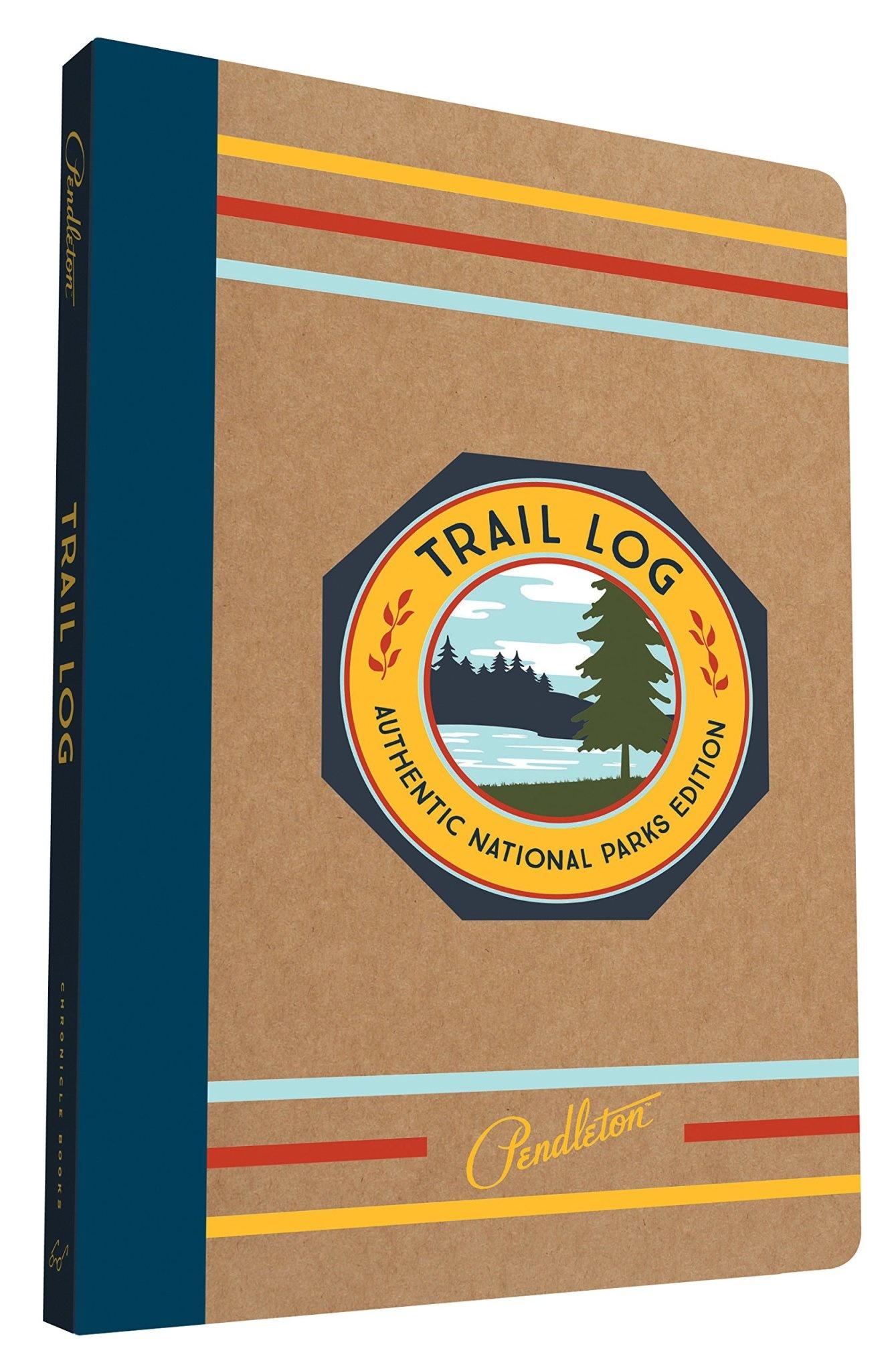 Pendleton Pendleton Trail Log: Authentic National Parks Edition
