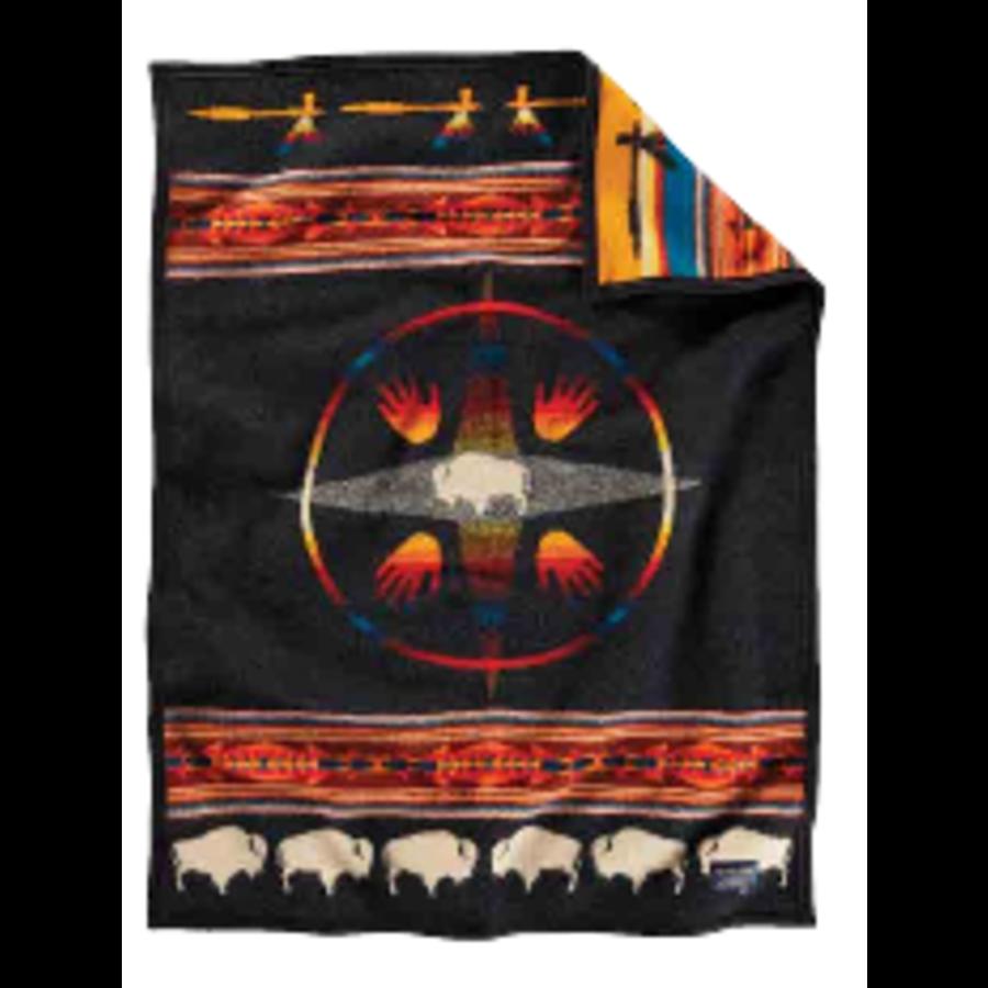 Pendleton Wool Crib Blanket