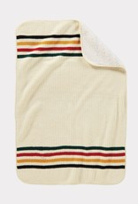 Pendleton Sherpa Stroller Blanket