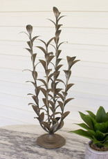 Kalalou Metal Table Top Vine Sculpture