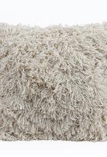 Cotton & Rayon Pillow w Fringe