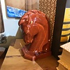 Vintage Vintage Ceramic Horse Bust